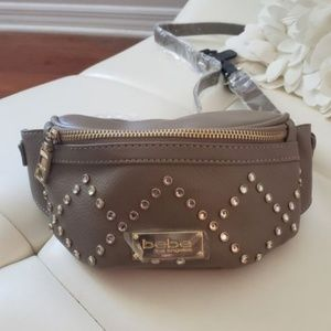 GORGEOUS  BEBE FANNY PACK New
